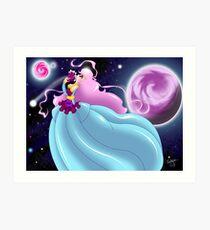 Strife of a Princess Art Print