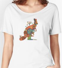 Kangaroo, from the AlphaPod collection Women's Relaxed Fit T-Shirt