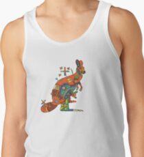 Kangaroo, from the AlphaPod collection Tank Top
