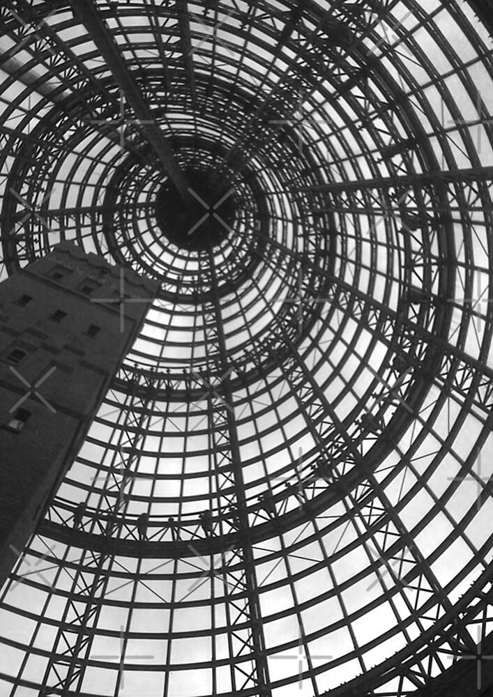 Melbourne Central by nadiairianto