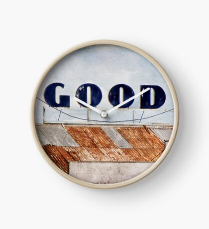 the good shed Clock