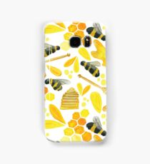 The Bee's Knees Samsung Galaxy Case/Skin