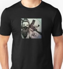 Girl with Some Guns T-Shirt