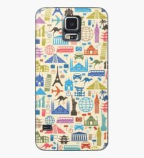 Icons of Travel Case/Skin for Samsung Galaxy