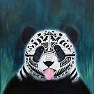 Party Panda by KateAndJana