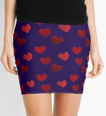 Have a Heart Mini Skirt