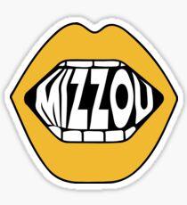 Mizzou Lips Sticker