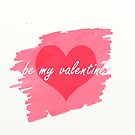 Be My Valentine by Nicola  Pearson
