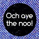 Greeting card- Scottish sayings  by Cheryl Morrice