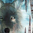 Gerald The Wolf by KateAndJana