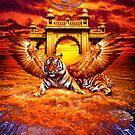 Tiger Dynasty by adamcampen