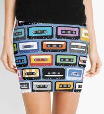 Mixed Tapes Mini Skirt