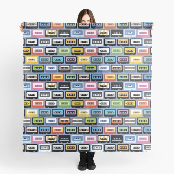 Mixed Tapes Scarf