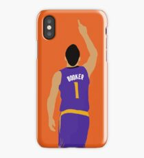 Devin Booker 70 Points Finger To The Sky iPhone Case/Skin