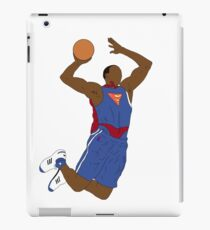 Dwight Howard Superman Dunk iPad Case/Skin