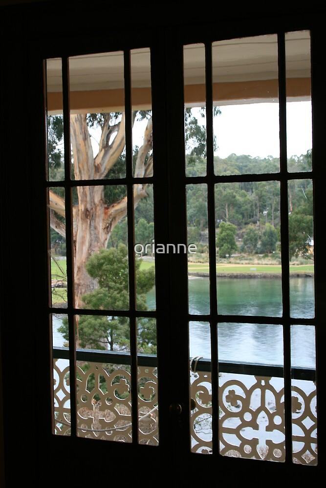 Window View by orianne