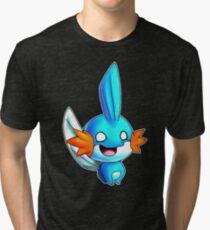 mudkips Tri-blend T-Shirt