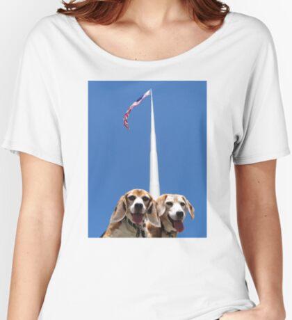 Unsurmountabeagle Women's Relaxed Fit T-Shirt