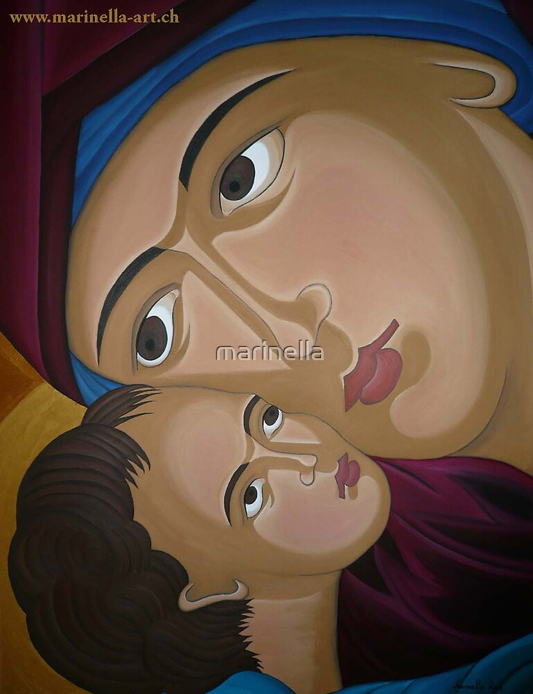 Mother-Love by Marinella  Owens