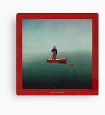 LIL BOAT HIGHEST RES Canvas Print