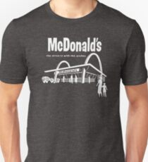 old school mcdonalds T-Shirt