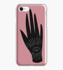 Divine Right iPhone Case/Skin
