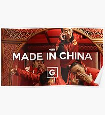 Higher Brothers, Made in China Poster