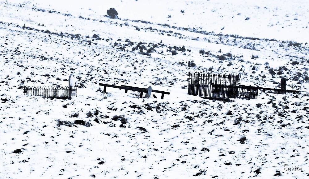 Cemetery by bekita