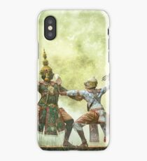 Asian Traditional Performance #2 iPhone Case/Skin