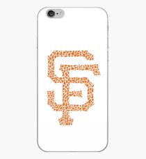 SF Giants Stained iPhone Case