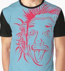 Einstein a go go Graphic T-Shirt