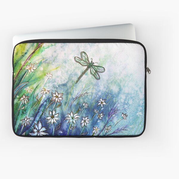 Dainty Daisies Laptop Sleeve