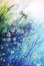 Dainty Daisies by Linda Callaghan
