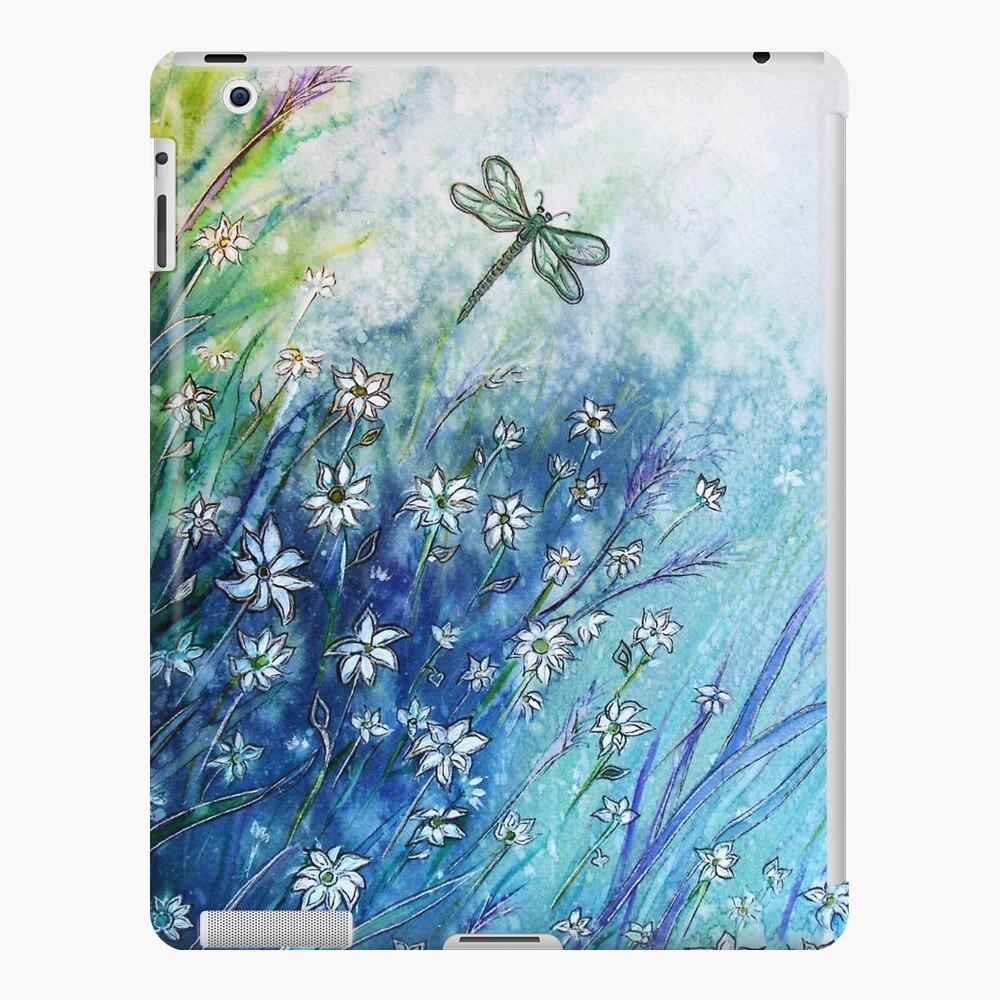 Daisies delicadas Funda y vinilo para iPad