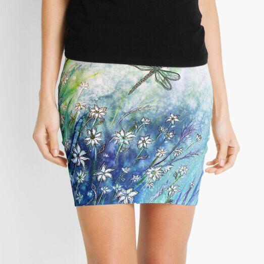 Dainty Daisies Mini Skirt