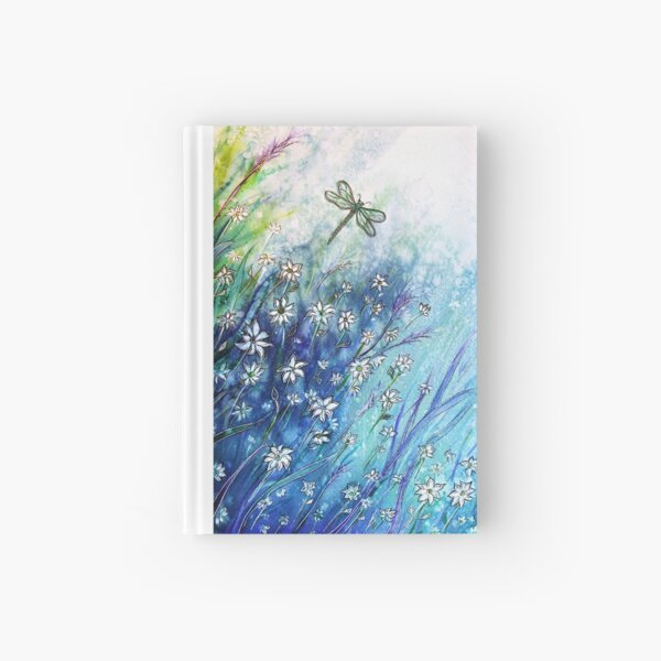 Dainty Daisies Hardcover Journal