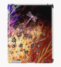 Moonlight Dance - Flowers iPad Case/Skin