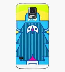 Weird Ricksha Wala Case/Skin for Samsung Galaxy