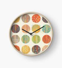 Celestial Bodies Clock