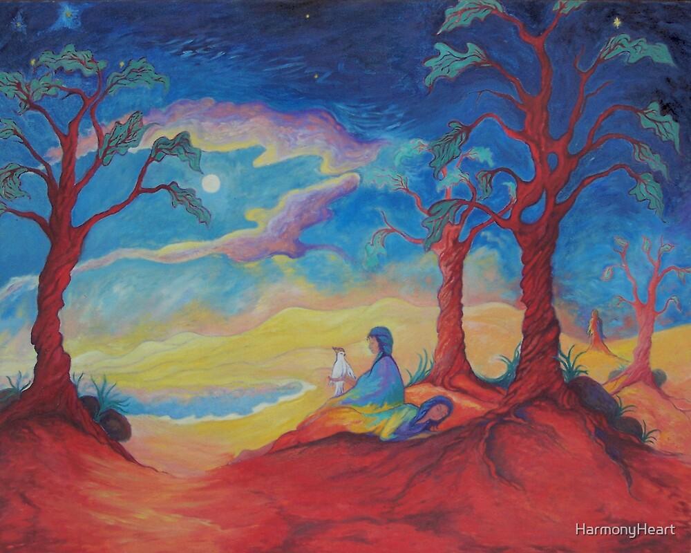Rainbow Prophetesses by HarmonyHeart