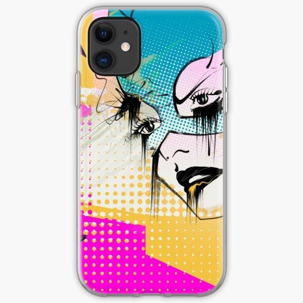 BattGirl X REMO iPhone Soft Case