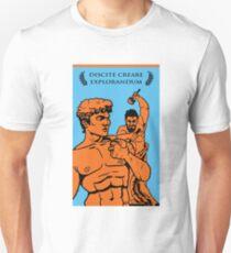 Michelangelo & David T-Shirt