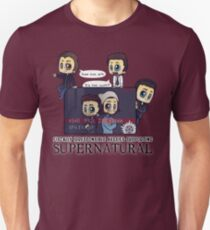 Fiscally Irresponsible Aussies Supporting SPN Unisex T-Shirt