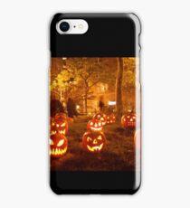 Halloween Horror iPhone Case/Skin