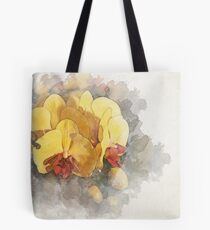 WATERCOLOR - Orchid Tote Bag