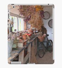 The Potting Shed iPad Case/Skin