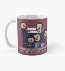 Fiscally Irresponsible Aussies Supporting SPN Mug