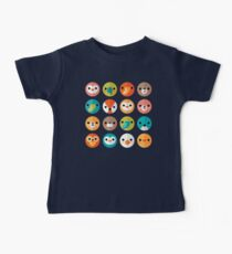 Smiley Faces Kids Clothes
