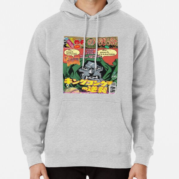 The Amazing Man of Doom Vol.77 ~ Chaos Surrounds The City Pullover Hoodie