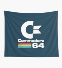 commodore 64 Wall Tapestry